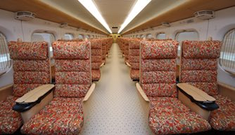 Shinkansen Stylish Seats