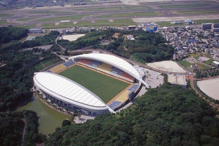 Fukuoka rugby world cup stadium