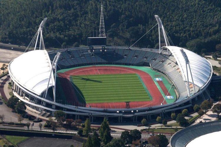 Kumamoto rugby world cup stadium