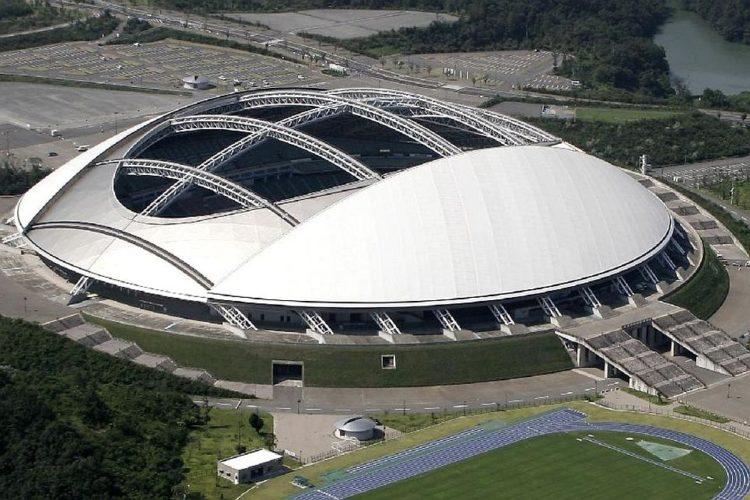 Oita rugby world cup stadium