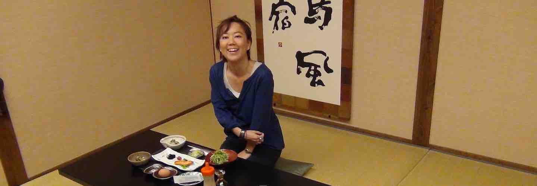 Onsen breakfast