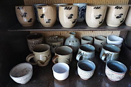 Karatsu-pottery-collection