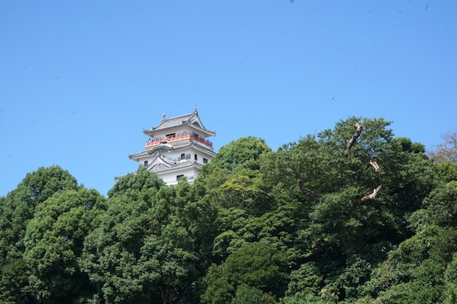 karatsu-castle-hill