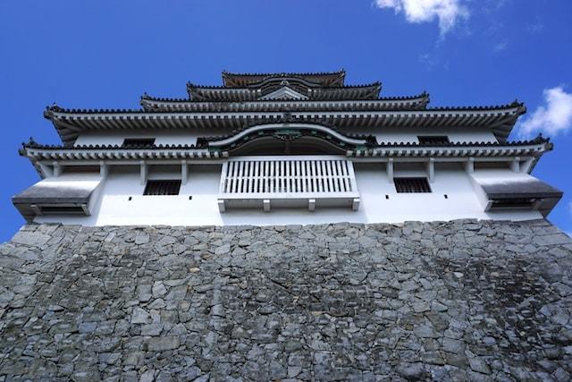 karatsu-castle-wall