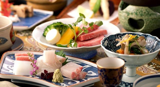 Kaiseki-dinner-kyushu