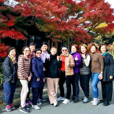Autumn group