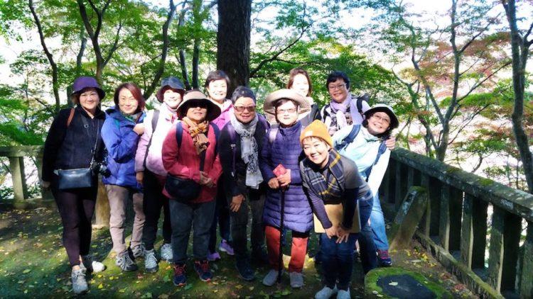 Autumn Tour 2019 Group Photo