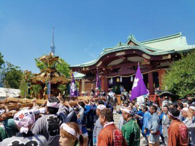 Kameido Tenjin - Off-the-beaten-track Tokyo