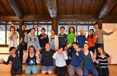 Japan Yoga Retreat
