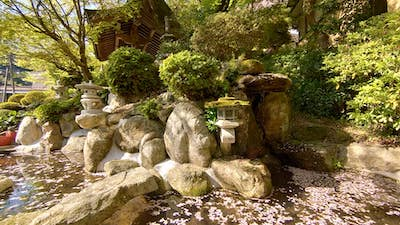 Japan Yoga Retreat Location