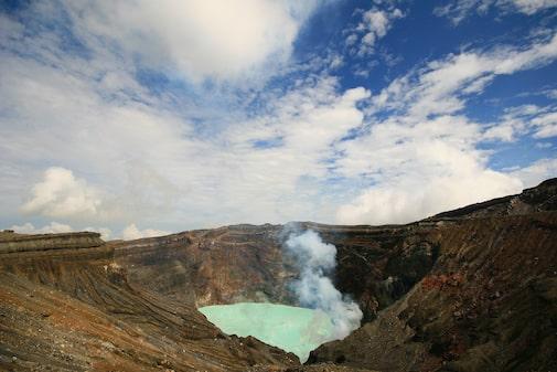 Aso Volcano Kumamoto